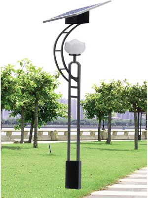 云南太阳能庭院灯生产厂家