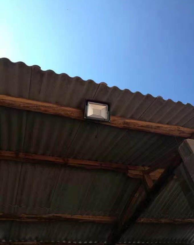 雲南太陽能投光燈