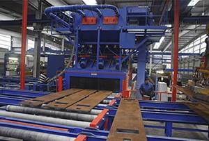 【精华】山东抛丸机工艺标准 山东抛丸机工艺对于工件清洗的功效