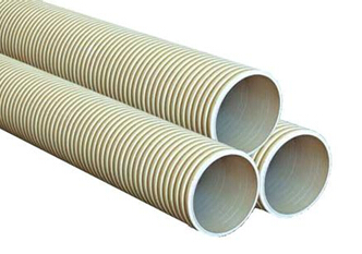 pvc双壁波纹排水管