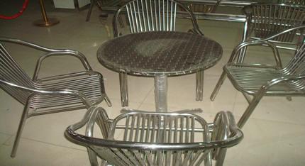 不銹鋼拋光家具