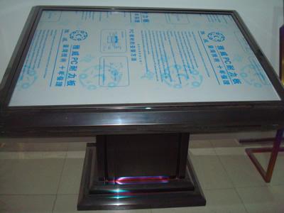 不銹鋼指示牌加工