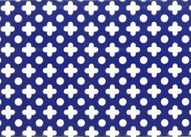 十字圆形冲孔产品