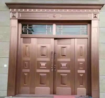 石家庄铜门