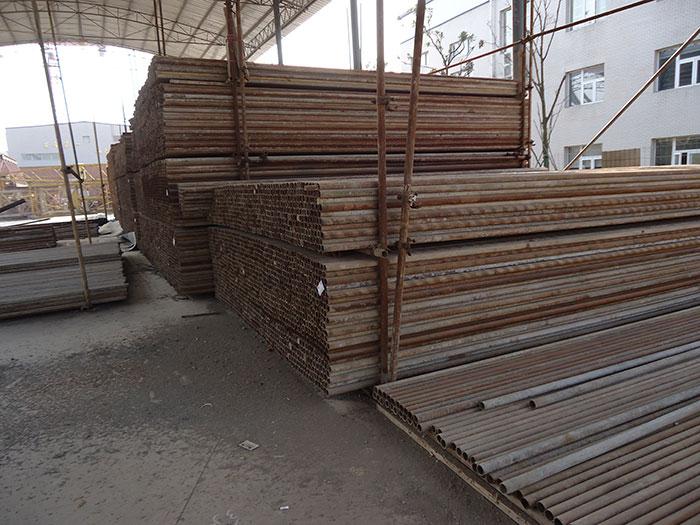 赤水贵州钢管材料出租