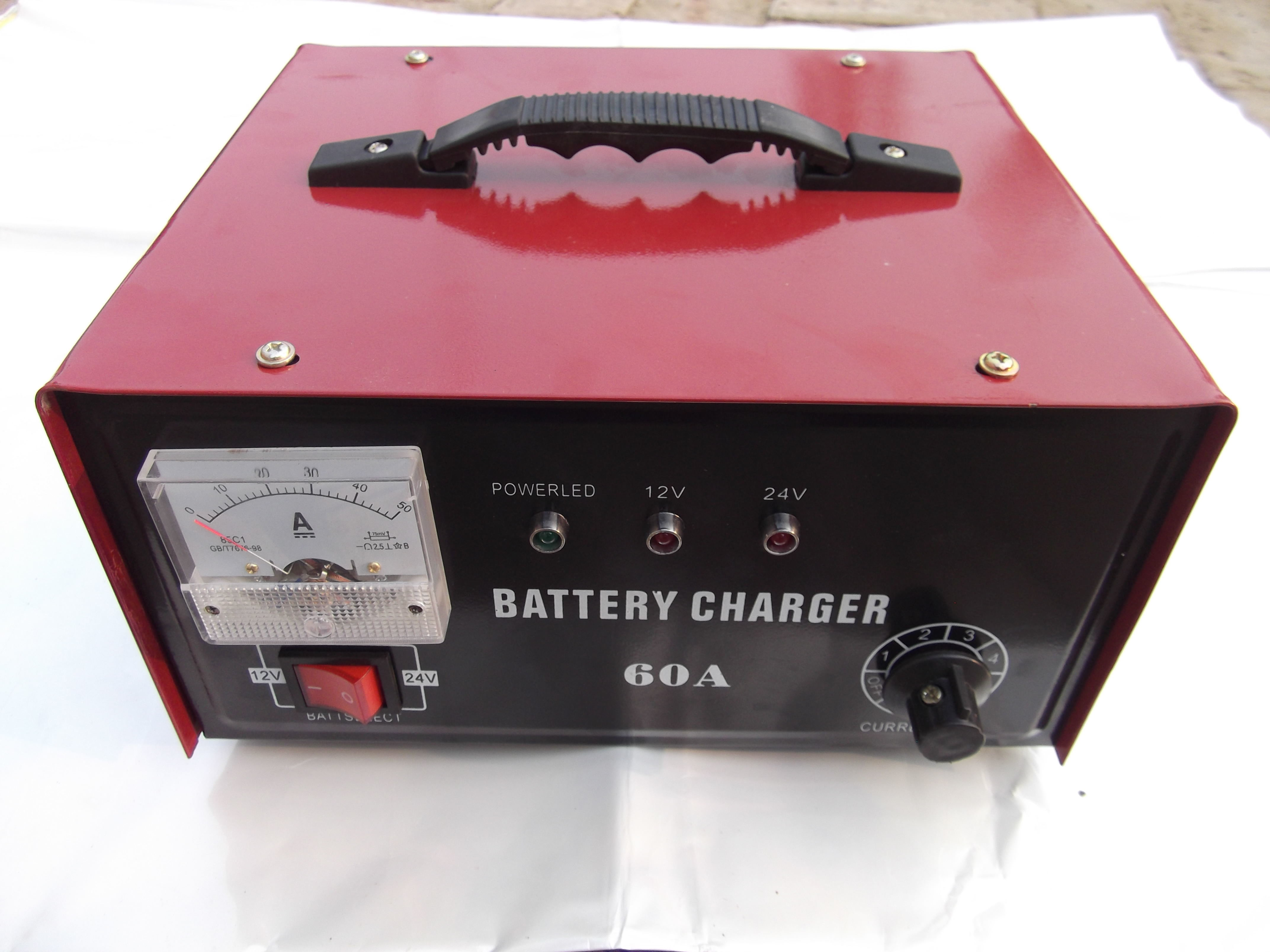 汽车蓄电池充电器品牌