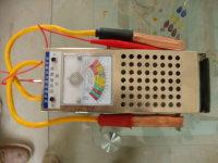 电瓶测试仪表