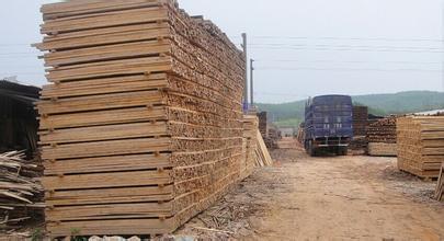陕西方木回收厂家
