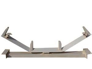 槽型托輥支架