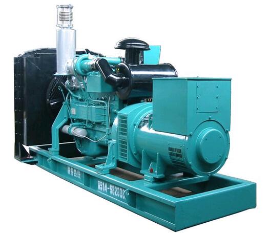 沃尔沃柴油发电机