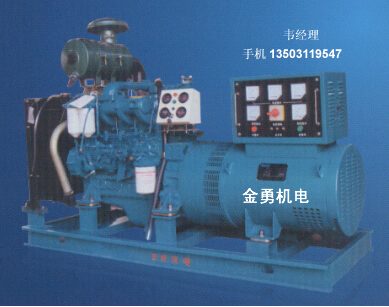 東方紅系列柴油發電機