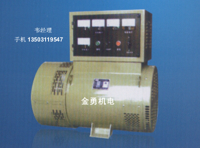 STC系列三相流同步发电机