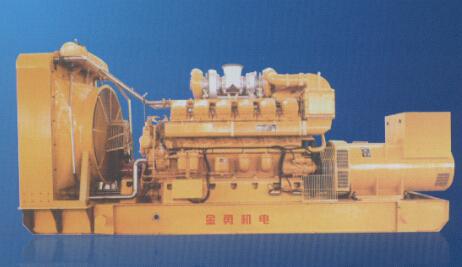 济柴系列发电机