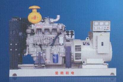 潍柴系列柴油发电机