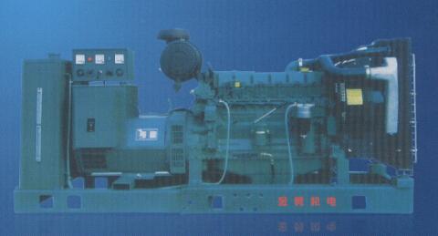 沃尔沃系列发电机组