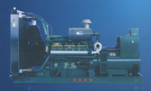 無錫動力系列柴油發電機組