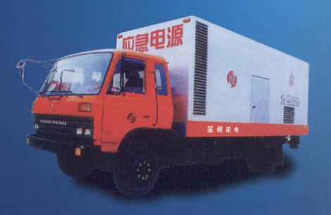 移動靜音系列發電機