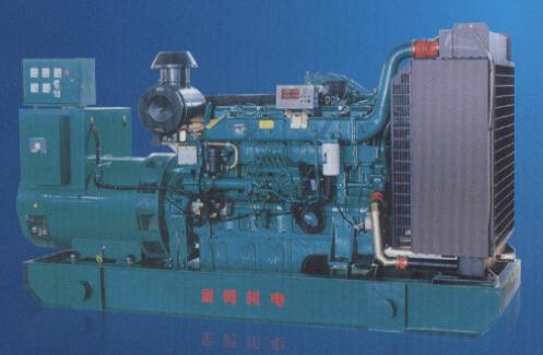 玉柴系列柴油發電機