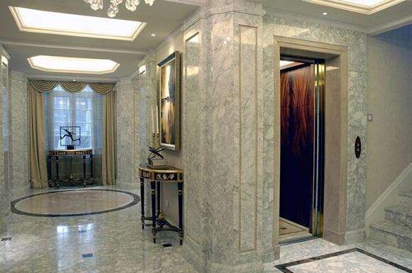 蒂森弗朗别墅电梯