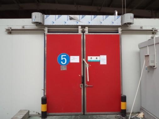 【盘点】西安冷库门的材料介绍 冷库的运作原理
