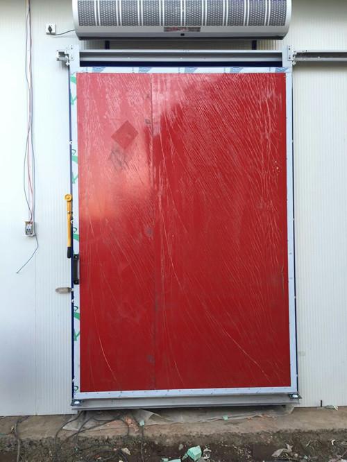 西安冷库门设计
