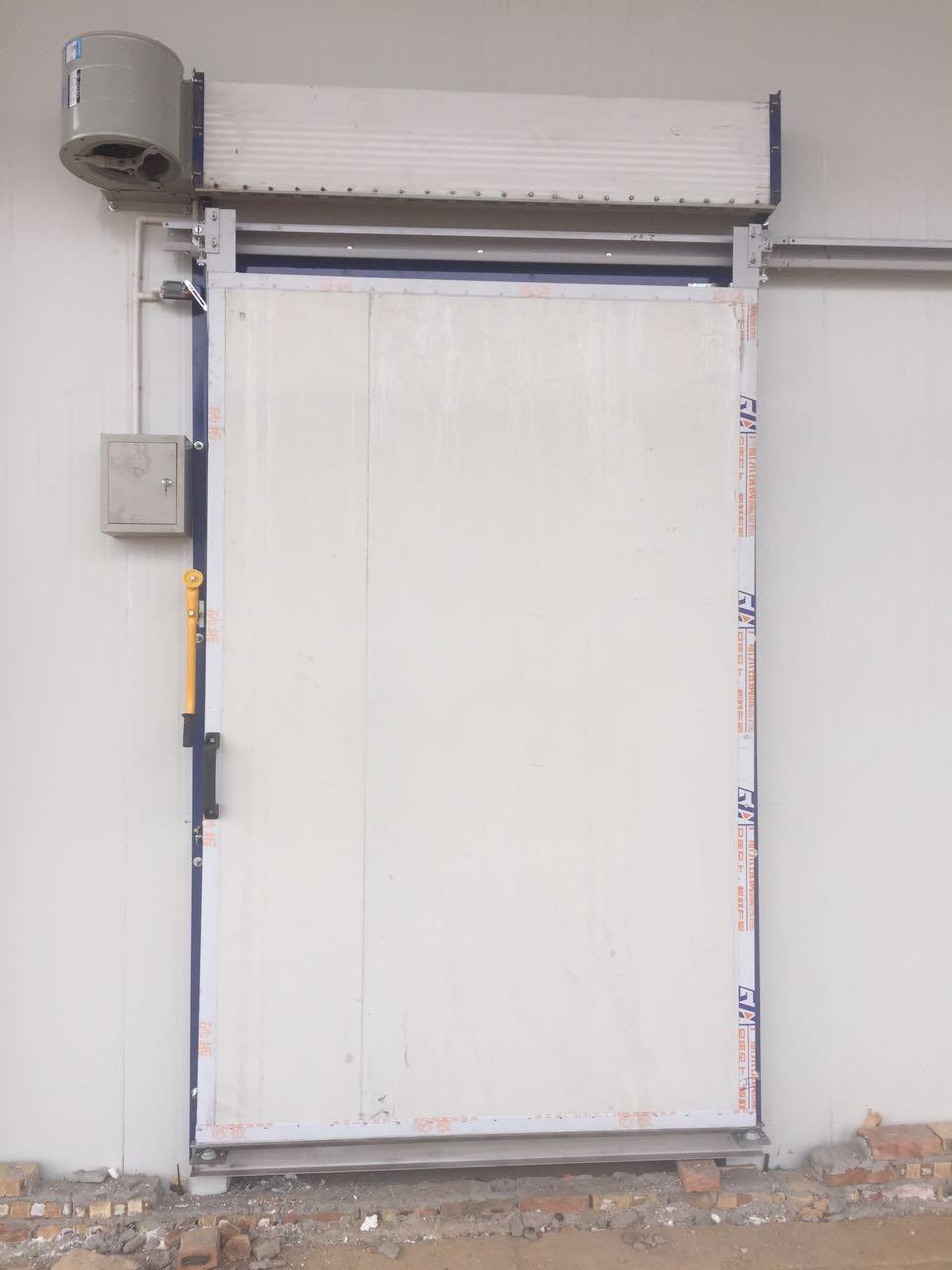 【图文】如何正确的安装冷库门_我们所了解的冷库