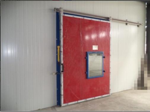 【图文】如何正确的安装冷库门_如何分析冷库门的市场情况
