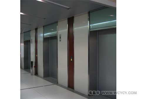办公楼不锈钢门套