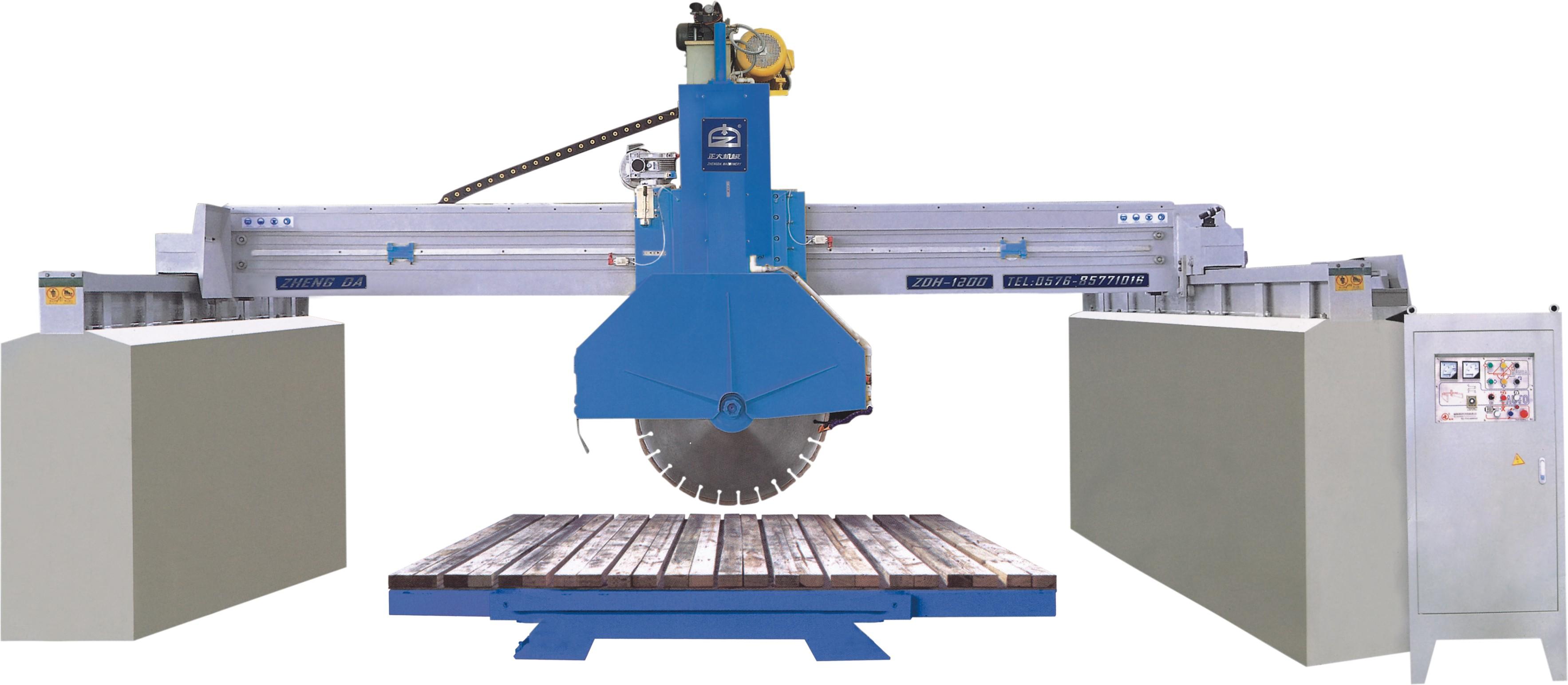 ZDH-1200红外线桥式切割机(中切机)