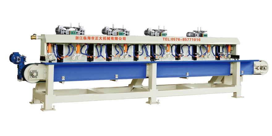 ZDX150-8  线条全自动成型抛光机