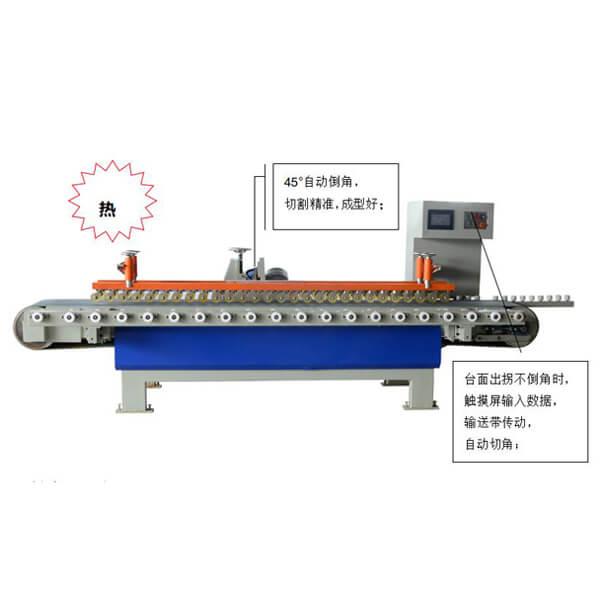 ZD-TM2500台面45°倒角切割机