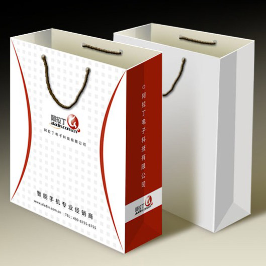 昆明重庆印刷手提袋