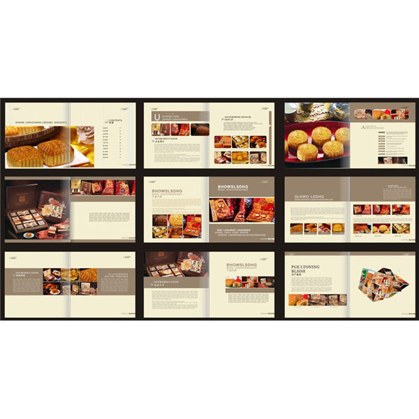 长沙重庆产品画册印刷