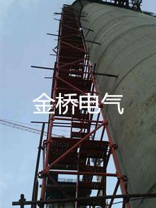 桥墩施工爬梯