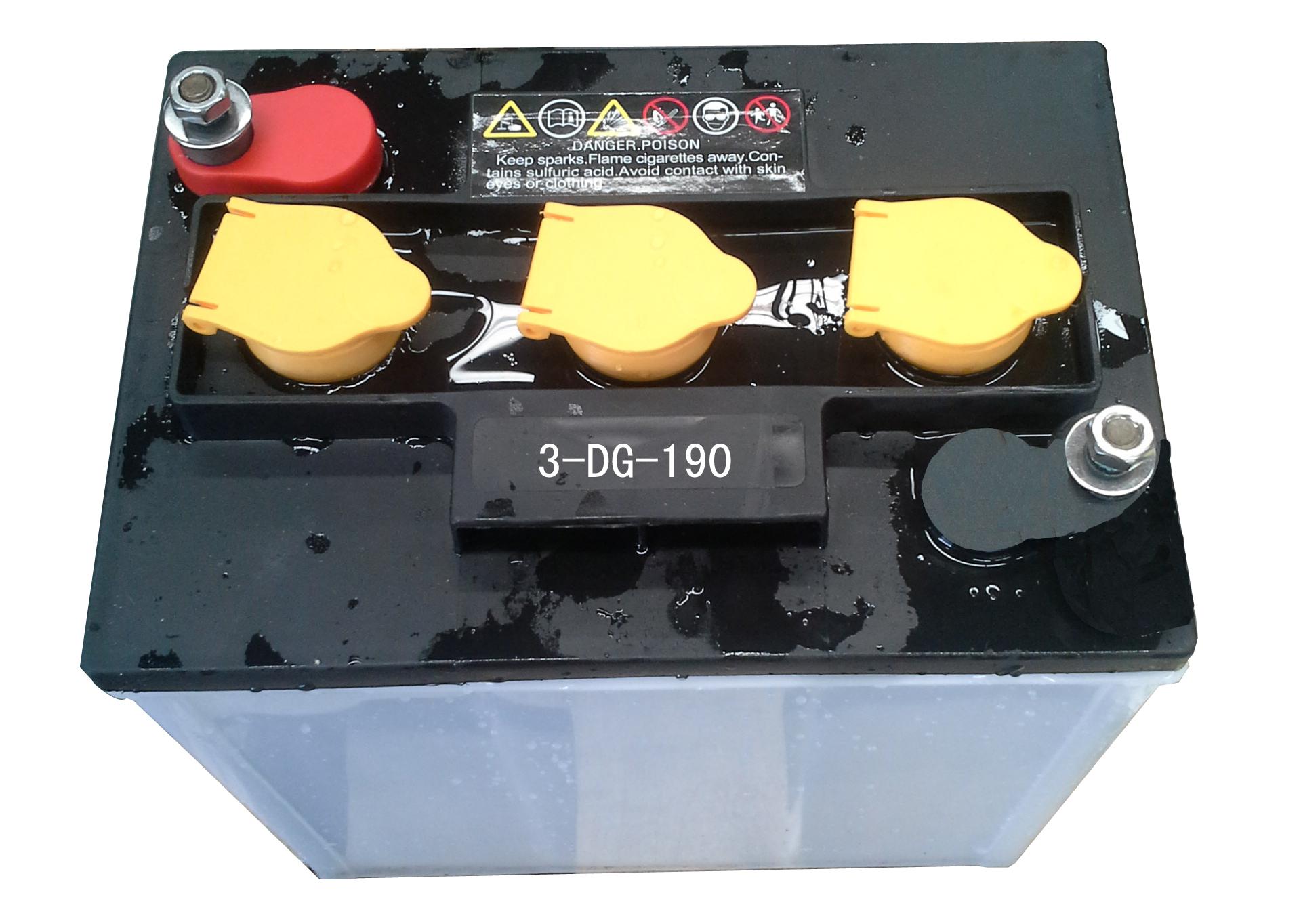 扫地车蓄电池3-DG-180