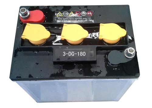 城管车用蓄电池3-DG-180