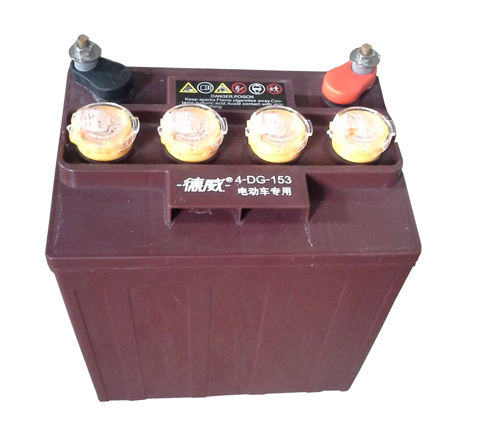 高尔夫球车用蓄电池4-DG-153