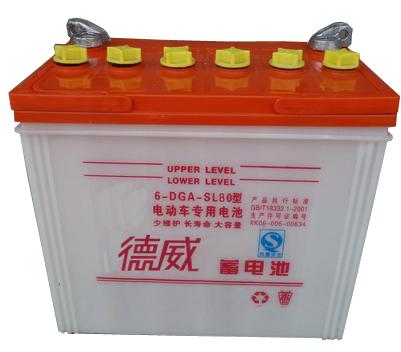 儿童游乐赛车用12V电池
