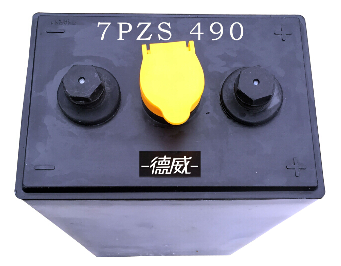 2v蓄电池 7PZS 490电池