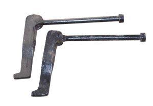 钢便桥夹具