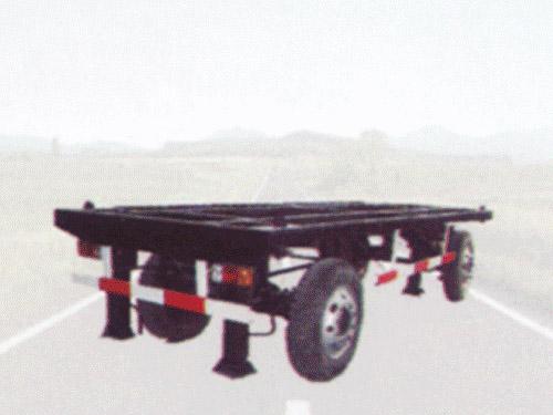 重型系列拖车底盘