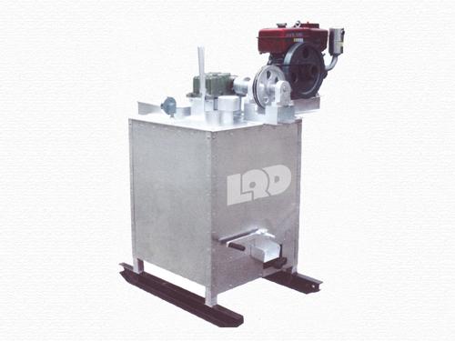 LQD350机械单缸热熔釜