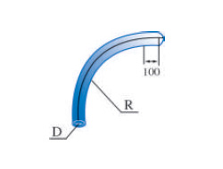 阿克苏钢管90°弯头