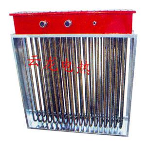 北京风道式气体电加热器