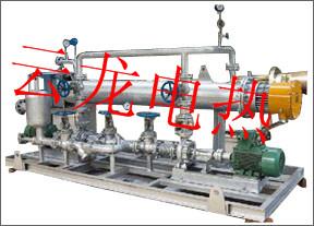 导热油防爆电加热器