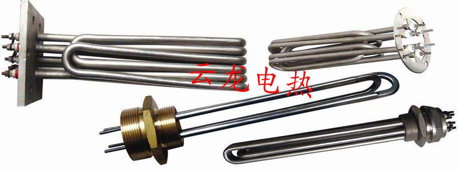 塑料设备电热管