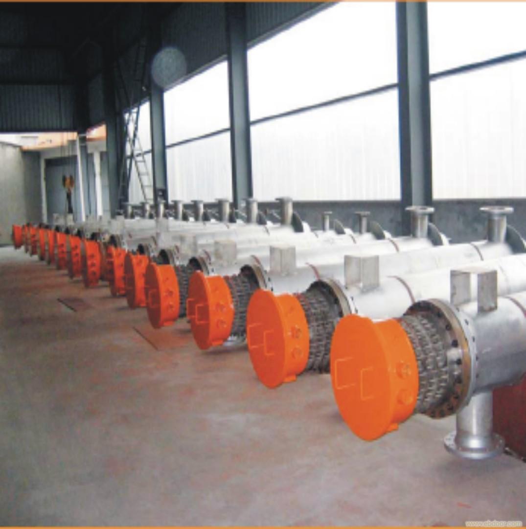 防爆导热油(有机热载体)电加热系统