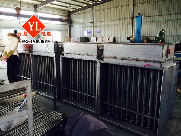 上海矿井电加热器