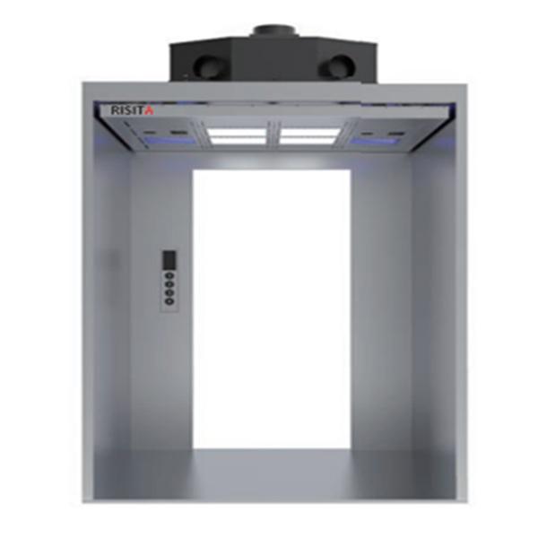 電梯凈化消毒防護一體機  轎廂凈化消毒防護設備