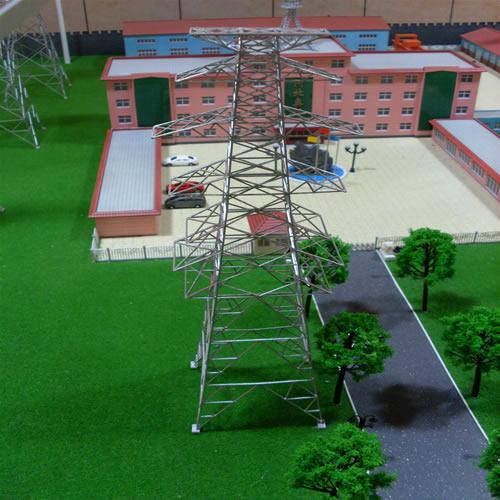 铁塔模型制作